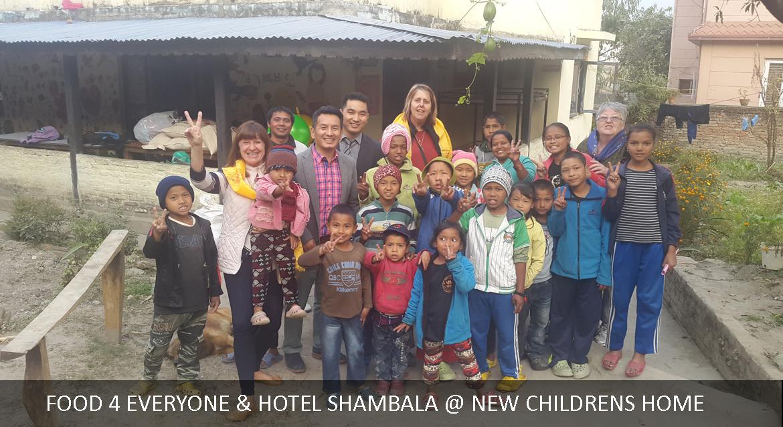 Hotel Shambala Cares